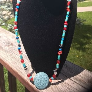 Jewelry - Multi Gem Necklace